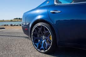 maserati quattroporte 2015 blue maserati quattroporte wheel service