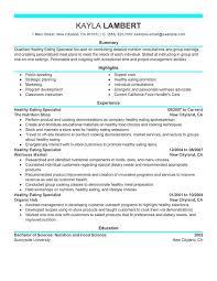 Sample Server Resumes by Food Server Resume Example
