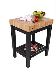 john boos chef s block with shelf butcher amazing kitchen island