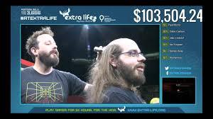 matt gets a hair cut rt extra life 2015 youtube