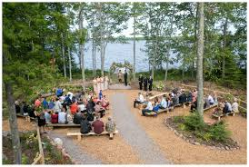 our stunning backyard wedding in the northwoods u2013 madison wedding