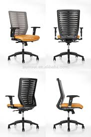 zebra swivel chair bionic plastic back zebra design functional office chairs with
