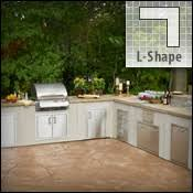 prefab outdoor kitchen grill islands prefabricated outdoor kitchen kits within prefab grill islands