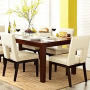 Torrance Dining Table Torrance Mahogany Brown Dining Tables Pier 1 Imports