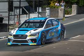 the subaru wrx sti type ra nbr is a record breaking monster moto