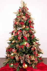 Christmas Tree Decoration Packages by Classic Decorated Tabletop Christmas Trees Decorated Tabletop