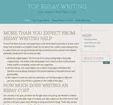 five best essay writing services