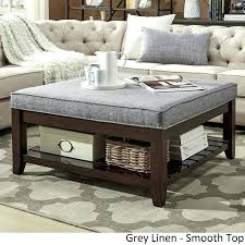 Oversized Ottoman Coffee Table Large Ottoman Coffee Table Appealing Oversized Ottoman