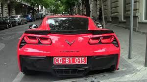 2014 corvette exhaust loud corvette c7 w corsa exhaust