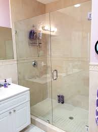 tub with glass shower door glass showers over 10 years of experience