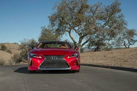 lexus halo vehicle 2018 lexus lc 500 packs 471 hp goes on sale next may