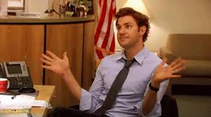 Spirit Fingers Meme - unique spirit fingers meme jim halpert with the jazz hands jim halpert spirit fingers meme gif