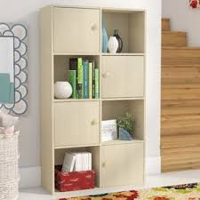 Wall Unit Bookshelves - bookcases with doors you u0027ll love wayfair