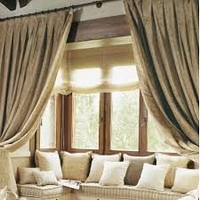 Winter Window Curtains Winter Window Curtains Decorating Mellanie Design