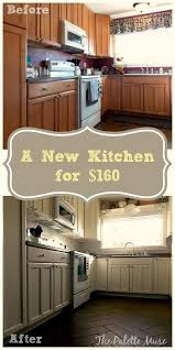 Best  Repainted Kitchen Cabinets Ideas On Pinterest Painting - Diy paint kitchen cabinets