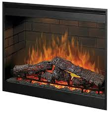 Electric Insert Fireplace 30 Dimplex Purifire Self Trimming Electric Fireplace Insert