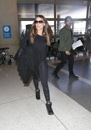 California travel outfits images Losangeles sofiavergara sofia vergara travel outfit lax in los jpg