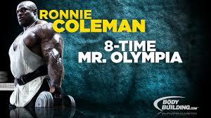 ronnie coleman u0027s get huge program