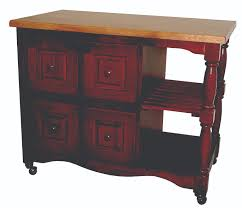 sunset trading kitchen island sunset trading regal kitchen cart in nutmeg with light oak top