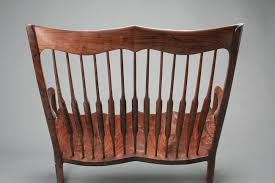 double rocking chair walnut rocking chair chair maker scott
