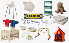 Top 10 Must Baby Items by 10 Great Baby Buys You Can Only Find In Ikea V I Brand Mamas