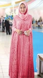 tutorial hijab syar i untuk pernikahan model kebaya wisuda syar i untuk wanita muslimah modern fashion