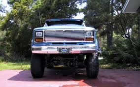 ford truck 1982 truck you blue 1982 f 250 4x4 xlt lariat ford trucks com