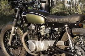 honda cb 250 matt u0027s cb250 brat tracker the bike shed