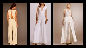 jumpsuit ideas trending ideas for brides jumpsuits 3production wedding