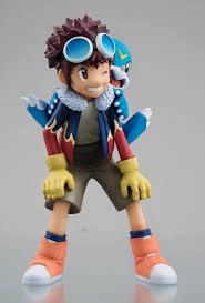 digimon adventure daisuke and veemon digimon adventure gem series figure