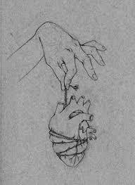 art artistic beautiful dark draw drawing hiding meaning
