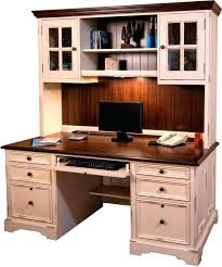 White L Shaped Desk With Hutch Black Desk With Hutch Black Computer Desk Hutch S Estate Black