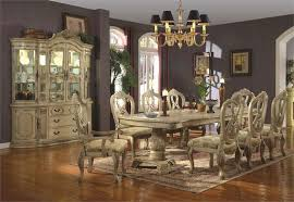 formal dining room sets with china cabinet 17674
