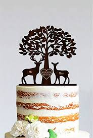buck and doe wedding cake topper country wedding cake toppers shop country wedding cake toppers