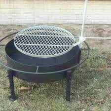 Firepit Grille Firepit Grille Zinc Coated Stake Grill Firepit Grille Airport