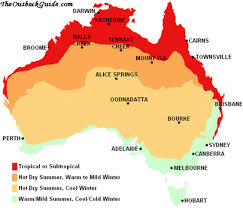 Australian Outback Map Copy Of Humid By Lara May