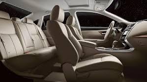 Nissan Altima Black Interior 2014 Nissan Altima Nissan Usa