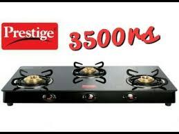 Prestige Cooktop 4 Burner Prestige Gtm03l 3burner Glass Gas Stove Review Price 3899rs Youtube
