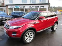 orange range rover evoque used land rover range rover evoque cars for sale motors co uk