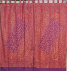 luxury window treatments u2013 paisley jamawar woven traditional