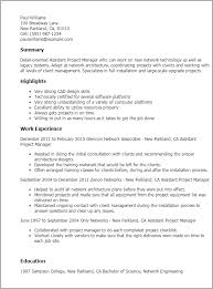 cv for project manager sample architectural project manager resume 21 project cv example 6