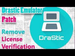 drastic ds emulator patched apk how to remove license verification of drastic ds emulator v2 5 0 3