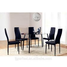 Dining Table And Chairs For 6 Glass Dining Room Table And Chairs Small Glass Dining Table And 4