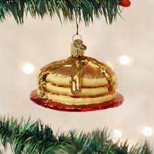 amazon com old world christmas short stack glass blown ornament
