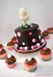 little lamb baby shower sweet flamingo cake co