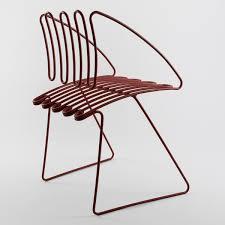 wire chair chair design scott jarvie