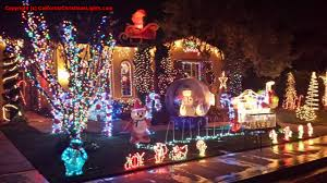 Riverside Light Show by Best Christmas Lights And Holiday Displays In Carlsbad San Diego