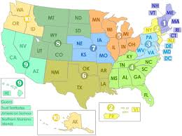 Us Regions Map Underground Utility Locating Technologies For Condition Assessment
