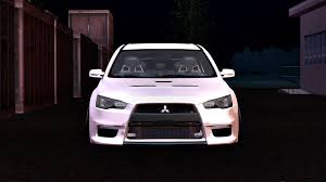 evo stance virtual stance works mitsubishi lancer evolution x
