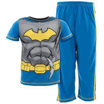 batman pajamas for boys